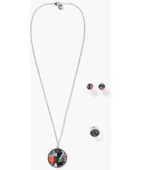 Desigual Sada šperků Same Carbon 67G55J3 2017