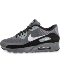 Nike Baskets/Running Air Max 90 Ultra Essential Grise Et Noire Homme