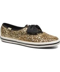 Keds - Ch Laceless Kate Spade Tuxedo Bow Glitter - Sneaker für Damen / gold/bronze