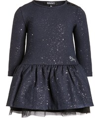 DKNY Robe de soirée bleu cargo