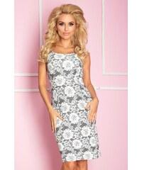 SAF Dámské šaty Elegantní krajka