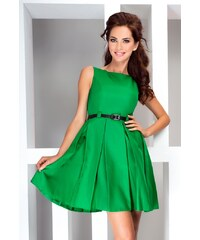 SAF Dámské šaty Elegantis zelené