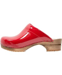 Sanita CLASSIC Clogs red