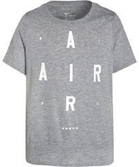 Nike Performance GRAVITY AIR TShirt print dark grey heather
