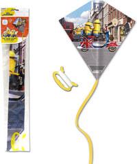 "HM Studio Drak plastový ""Mimoni"" 58,5 x 56 cm"