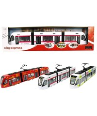 Joy City Tramvaj - model 1:43 - Bílá