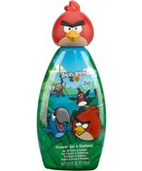 EP Line Sprchový gel a šampon Angry Birds Red Bird Rio 300 ml