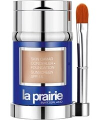 La Prairie Luxusní tekutý make-up s korektorem SPF 15 (Skin Caviar Concealer Foundation) 30 ml