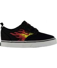 Vans Slip On Infant Shoes by Vans, black/wht flame