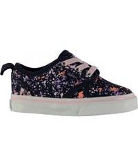 Vans Slip On Infant Shoes by Vans, navy/lilac spla