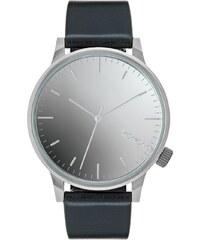 Komono WINSTON Montre silvercoloured/black