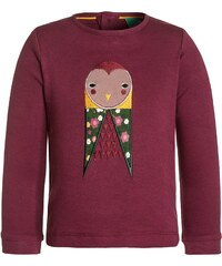Little Green Radicals MIDNIGHT OWL Tshirt à manches longues berry