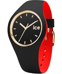 Ice-Watch Damenuhr Ice loulou Black Gold Medium 007235