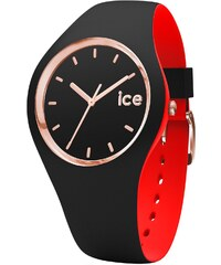 Ice-Watch Damenuhr Ice loulou Black Rose-Gold Medium 007236