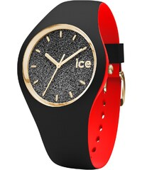Ice-Watch Damenuhr Ice loulou Black Glitter Medium 007237