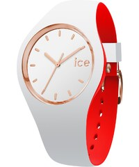 Ice-Watch Damenuhr Ice loulou White Rose-Gold Medium 007240