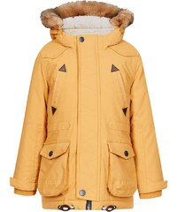 Marks & Spencer London Parka yellow