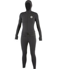 Airblaster Merino Ninja Suit W Funktionswäsche nat. blk