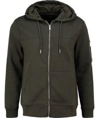Burton Menswear London Sweatjacke khaki