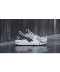 Nike Wmns Air Huarache Run Wolf Grey/ Dark Grey-White