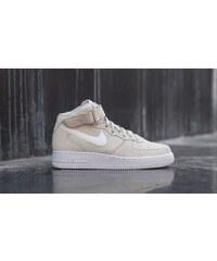 Nike Air Force 1 Mid ´07 Light Bone/ White-White