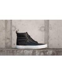 Vans Sk8-Hi 46 MTE (Pebble Leather) Black