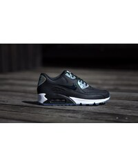 Nike Wmns Air Max 90 Mesh Premium Black/ Black-Pure Platinum