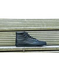 Vans Sk8-Hi Slim (Rivets) Gunmetal/ Black