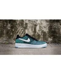 Nike Air Force 1 Ultra Flyknit Low Hyper Jade/ White-Black-Hyper Turquoise
