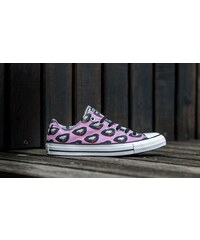 Converse Chuck Taylor All Star OX Andy Warhol White/ Black/ Multipink