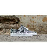 Nike Zoom Stefan Janoski Elite Pure Platinum/ Black-White