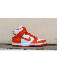 Nike Dunk Retro QS White/ Orange Blaze