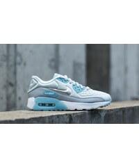 Nike Air Max 90 (GS) Ultra SE (GS) Pure Platinum/ Metallic Silver-Wolf Grey-Blue