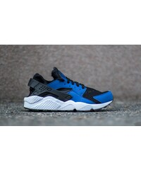 Nike Air Huarache Deep Royal Blue/ Black-White