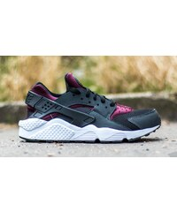 Nike Air Huarache Anthracite/ Night Maroon-Night Maroon-Black
