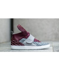 Nike Tiempo Vetta QS Cool Grey/ Wolf Grey- Night Maroon