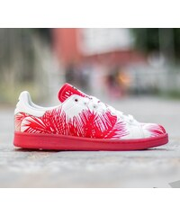 adidas Originals adidas Pharrell Williams Stan Smith Billionaire Boys Palm FtwWhite/ Red/ Red