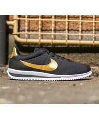 Nike Cortez Ultra QS Black/ Metalic Gold-Black
