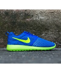 Nike Roshe One Flight Weight (GS) Racer Blue/ Electric Green