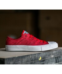 Converse Chuck Taylor All Star II OX Red/ Black/ White