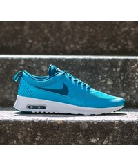 Nike Wmns Air Max Thea Blue Lagon/ Green Abyss-White
