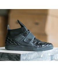 Nike Tiempo Vetta FC Black/ Anthracite - Deep Royal Blue - Dark Grey