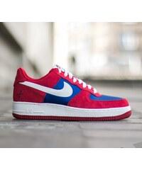 Nike Air Force 1 Gym Red/ Sail Deep Royal Blue