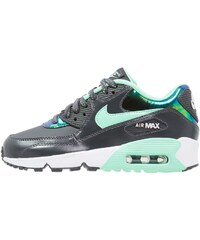 Nike Sportswear AIR MAX 90 SE Baskets basses anthracite/green glow/pure platinum/white