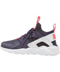Nike Sportswear AIR HUARACHE RUN ULTRA Baskets basses purple dynasty/pure platinum/ember glow