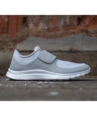 Nike Free Socfly Pure Platinum/Pure Platinum-White