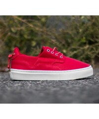 Clear Weather Eighty Red Waxed Canvas