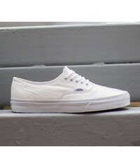 Vans Authentic Decon Premium Leather True White