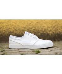 Nike Zoom Stefan Janoski L White/ White- Wolf Grey