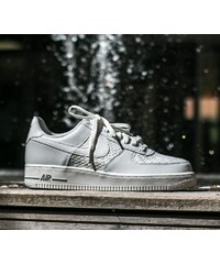 Nike Air Force 1 LV8 (GS) Summit White/ Summit White-Summit White-Chrome